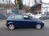 Volkswagen Polo 1.4 Match 5dr PURELY OUTSTANDING CONDITION 08/57