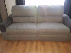 Three Piece Suite, Sofa