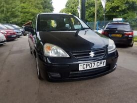Suzuki Liana 1.6 5dr 12 Months Mot, Eletric Windows, A/C,95k,Cheap insurance, Best to Delivery Work!