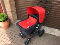 Bugaboo Cameleon 3 with footmuff for sale