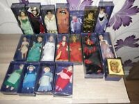 Boxed Collectable Disney Princess Porcelain Dolls