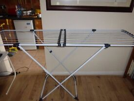 Adjustable Clothes Drying Rack - As NEW!