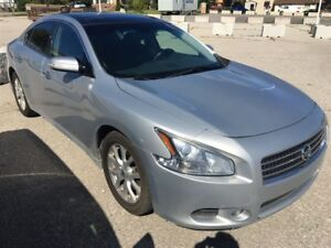 2009 Nissan Maxima SV, Leather, Alloys, WE APPROVE ALL CREDIT