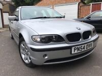 2004 54 Bmw 3 Series 318I Se Automatic Very Low Mileage 58K Full Service History Mint Conditon