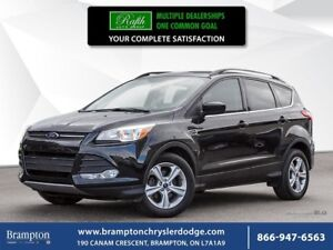 2016 Ford Escape SE | FWD | CLEAN CARPROOF