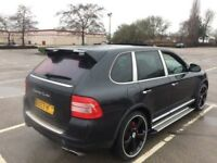 2003 53 PLATE PORSCHE CAYENNE 4.5 V8 TURBO AUTO TECH ART 450 BHP ***ONE OFF*** PX WELCOME