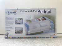 Summer Grow with Me Bedrail - New