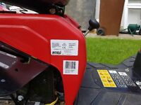 MTD Minirider 60 RDE ride on lawnmower in excellent condition.