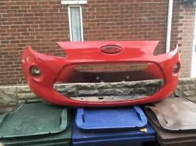 Ford Ka front bumper mk2 2009 to 2016