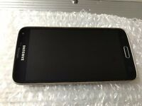 Samsung Galaxy S5 Unlocked to any Network in Very Good condition