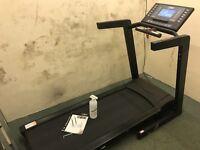 DKN AIRUN I TREADMILL - Great home treadmill with iPad App