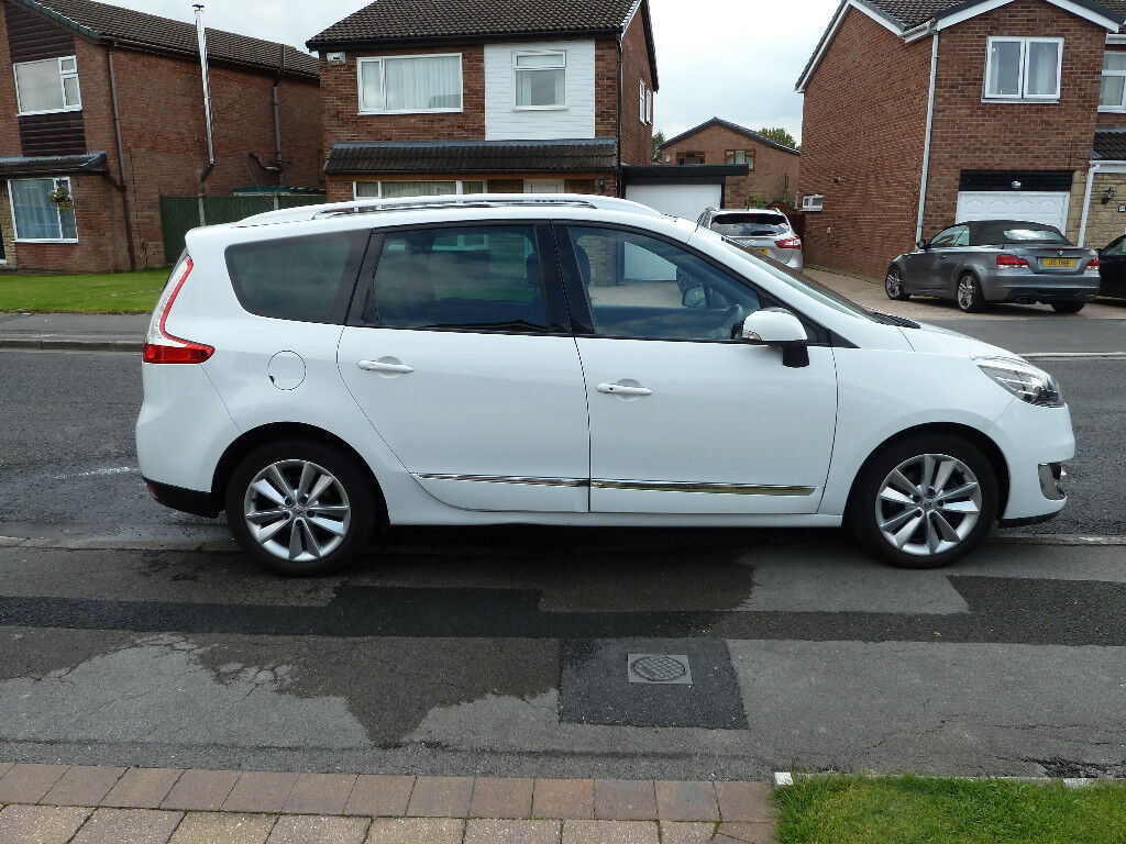 Renault Grand Scenic 2012 1 6dci Luxe Pack Full Service