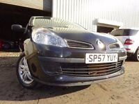 💥57 RENAULT CLIO EXTREME 1.2,MOT AUG 017,1 OWNER,PART HISTORY,2 KEYS,VERY RELIABLE CAR💥