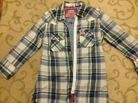 Ladies superdry shirt small