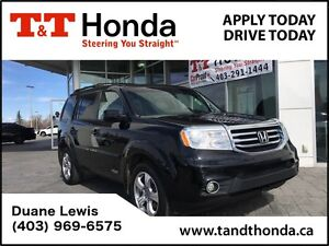 2012 Honda Pilot EX-L - No Accidents, DVD, Heated Seats, Leather