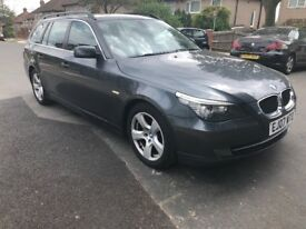 BMW 5 Series 2.0 520d SE Touring 5dr * PERFECT FOR EXPORT * CHEAP CAR *