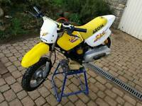 Aeon 50cc motorcross bike /like pw 50/ktm 50/maliguti/lt 50