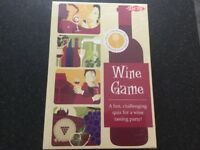 Wine Game by Tactic. Brand new unopened.