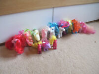 LOTS OF MY LITTLE PONIES