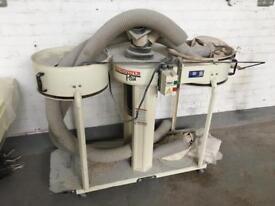 Industrial extractor