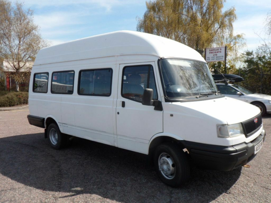 Ford Transit Camper >> LDV CONVOY 16 SEAT MINIBUS 2005 ONLY 54000 MILES NEW MOT BUS | in Bristol | Gumtree