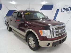 2010 Ford F150 KING RANCH 4X4