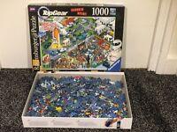 Top gear puzzle (full set)