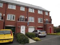 Impressive 3 storey town house on large plot in the Stoneclough area of Radcliffe
