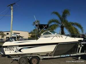 Haines Hunter 560 Classic Yamaha F150 Buderim Maroochydore Area Preview