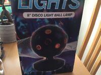 """8"""" Rotating Disco Light"""