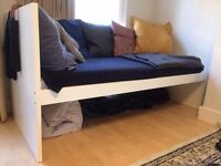 Value for money: IKEA single bed w/ mattress and bed base