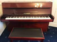 Excellent Condition Upright Steinbach Full-size piano