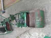 RANSOMES 14 CYLINDER SELF PROPELLED MOWER