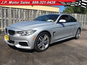 2014 BMW 4 Series 435i xDrive, Automatic, Leather, Sunroof, AWD