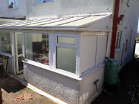Conservatory good condition