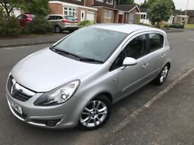 2007 Vauxhall Corsa 1.3 CDTi 16v SXi Diesel 5dr Good Condition Nearly Full MOT