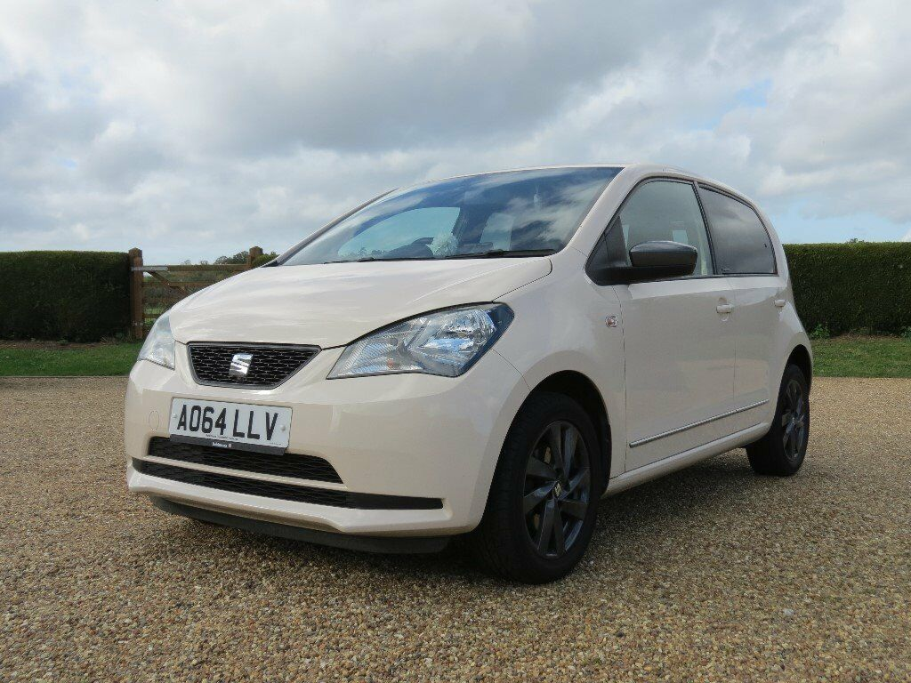 SEAT MII 1.0 75 Mii by Mango 5dr Manual Hatchback Limited Edition Like New