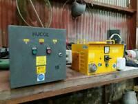 3 phase converters
