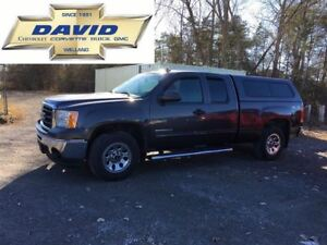 2010 GMC Sierra 1500 SLE EXT 4WD SHORTBOX/ LOADED/ BENCH SEATING