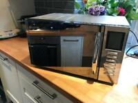 Microwave. 900w. 25l. Cost over £100