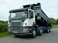 8 Wheel Tipper driver Required