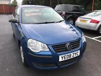 ***VOLKSWAGEN POLO 1.2 PETROL 2008 ONLY 69,000 MILES***