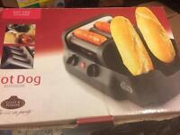 Hot dog rotisserie