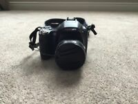 Digital Camera with Memory Card and Carry Case Fujifilm SL280
