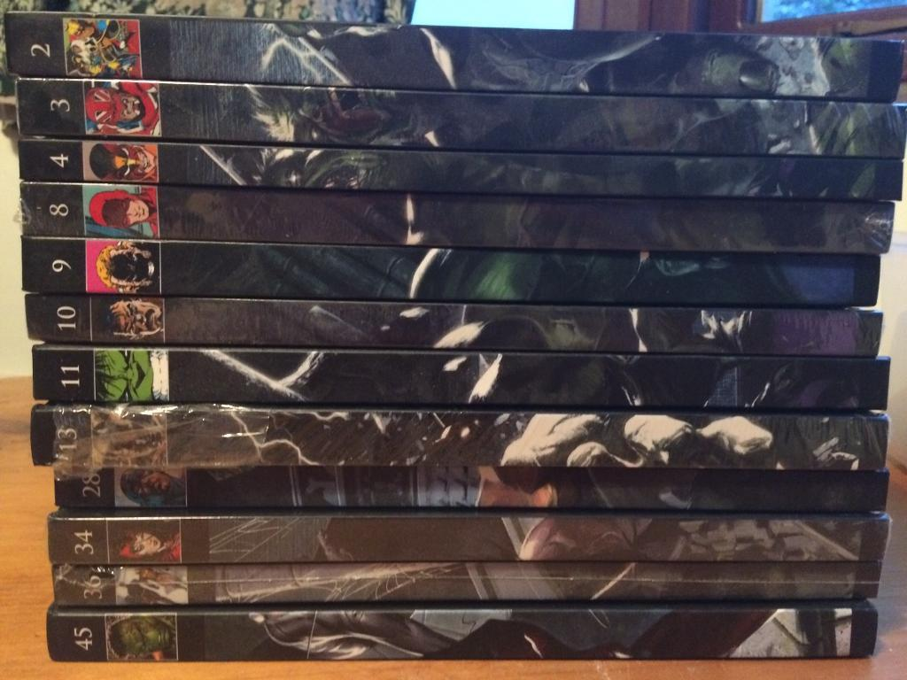 13 MARVEL GRAPHIC NOVELS - PRICE REDUCED
