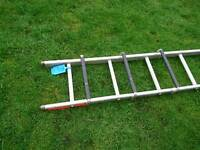 Roof ladder extension 3.8m