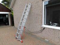 3 Part Multi Ladder