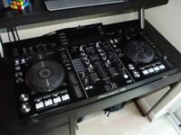 Pioneer XDJ-RX and Decksaver Cover