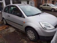 2004 '54' FORD FIESTA 1.25 FINESSE FULL FORD SERVICE HISTORY NEW MOT