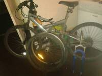 Mountain bike for swap